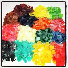 Hard Tack Candy - Stop burning your hands or cutting your mouth.   Sugar Showcase
