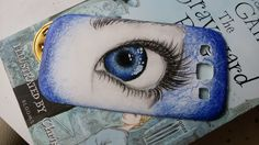 blue eye, phone case