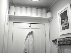 Deposito de Papel (banheiro)