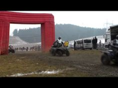 Štart, 17 sekunda - Grizzly team Wolf Riders