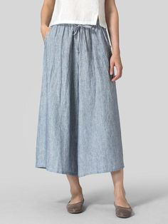 MISSY Linen Clothing - Shop our selection of pant at Vivid Linen. Black Linen Pants, Wide Leg Linen Pants, Black Pants, Casual Tops For Women, Casual Dresses For Women, Miss Me Outfits, Types Of Sleeves, Plus Size Outfits, Pants For Women