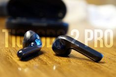 TicPods 2 Pro Review: Tics All The Boxes Bluetooth Headphones, Over Ear Headphones, Cool Tech, Noise Cancelling, All In One, Boxes, Crates, Box, Cases