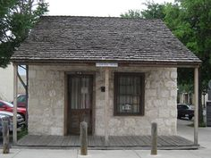 """The O. Henry House. One of America's greatest short-story writers, lived in this house in 1885. As editor of his newspaper """"The Rolling Stone"""" he used San Antonio as the setting of some of his most intriguing short stories such as """"A Fog in Santone"""" and """"The Higher Abdication""""."""
