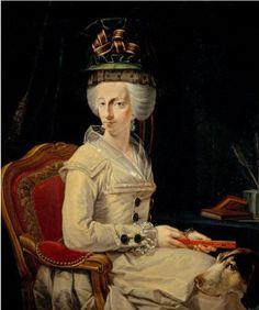 Maria Amalia by Johann Zoffany