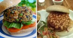 Someone On The Northern Ireland Vegan/veggie Group Said They Ordered A Bean Burger And Got This. I Can't Stop Laughing