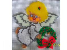 Angel perler beads by Conny S. - Perler® | Gallery