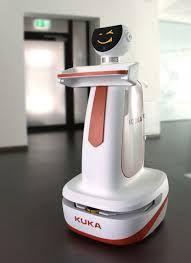Billedresultat for kuka service robot