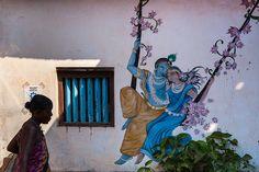 Radha & Krishna, Gokarna | Flickr - Photo Sharing!