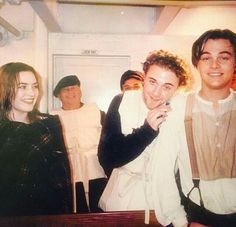 On the set of #Titanic ♥ A look behind the scene.
