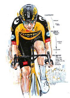 Cycling Art, Samurai, Graphics, Digital, Sports, Artwork, Biking, Drawing Drawing, Road Cycling