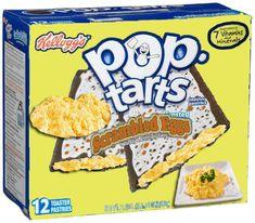 Kelloggs Announces Brand New Pop Tart Flavors! - Food Meme - Kelloggs Announces Brand New Pop Tart Flavors! The post Kelloggs Announces Brand New Pop Tart Flavors! appeared first on Gag Dad. Weird Oreo Flavors, Pop Tart Flavors, Funny Food Memes, Food Humor, Stupid Memes, Gross Food, Weird Food, Hot Pockets, New Flavour