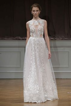 The 11 Biggest Bridal Trends for Fall 2017 - Fashionista