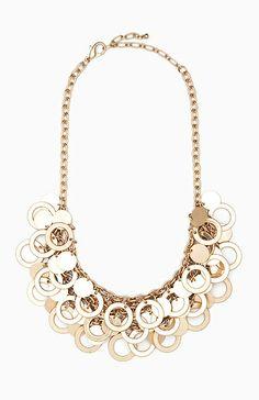 DAILYLOOK Gypsy Dance Necklace in Gold | DAILYLOOK