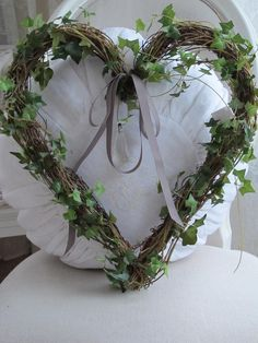 Heart shaped wreath - beautiful
