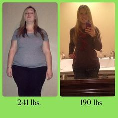 Congratulations to Ashley Swallow for losing 51 Pounds on her 90 Day Body by Vi Challenge! #visalus #bodybyvi #challenge For more weight loss transformations visit: www.iweightloss.com/blog