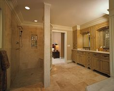 Master Bathroom With Walk In Shower master bathrooms with walk in showers | master bathroom ideas