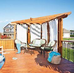 Nos meilleures solutions pour se cacher des voisins - Trucs et conseils - Jardinage et extérieur - Pratico Pratique