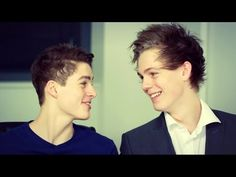 DELETED CLIPS - EXCLUSIVE INTERVIEW WITH FINN HARRIES Ohhhhhh my gosh *dead*