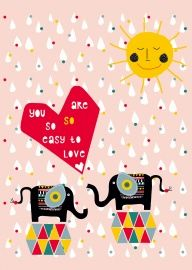 You are so so easy to love by Ninainvorm / Liefs van Maantje