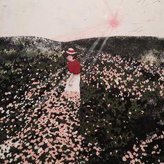 - 봄 #doodle