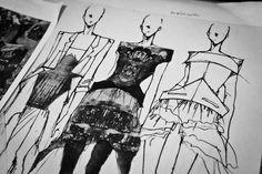 Fashion - sketches