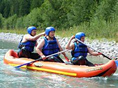 Rafting Canadier Lechtal - Nature Adventure Nature Adventure, Best Wordpress Themes, Rafting