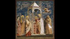Giotto di Bondone  喬托.迪邦多  (1266-1337)  Proto Renaissance  Florentine Sc...