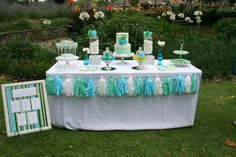 gorgeous table by candy kisses lolly bar