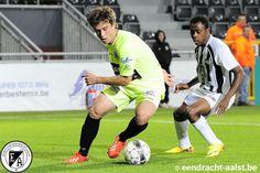 Belgacom League 2013 - 2014 / KAS Eupen vs Eendracht Aalst / woensdag 02 oktober 20:30 / Kehrwegstadion / Armin Cerimagic