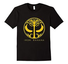 Men's IRON BANANA TSHIRT 2XL Black Long Shirt https://www.amazon.com/dp/B01I8EDPU6/ref=cm_sw_r_pi_dp_6mKKxbAR7HQZS
