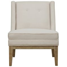 I use these chairs all the time in bedrooms if I am putting a little table and chair in corners. They are nice and small and don't take up too much space.