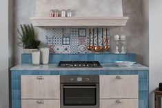 Cucine country chic Toscana