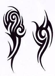 Image Result For Simple Tribal Tattoo Tribal Arm Tattoos Tribal Tattoos Tribal Tattoos For Men