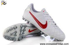 Cheap Nike Tiempo Legend IV Elite AG White-Siren Red-MetallPlatinum Latest Now