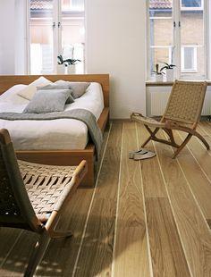 Kahrs Trestle Oak  Wood Flooring -the maritime feel