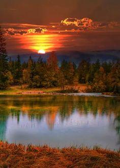 #Nature #Sunset #Autumn