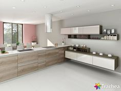 Galerie - Kuchyně - T. Kitchen Cabinets, Tvar, Table, Furniture, Design, Home Decor, Decoration Home, Room Decor, Cabinets