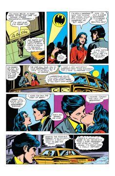 Batman Vol. issue # 313 (July Bruce and Selina on a romantic date. Batman Kiss Catwoman, Batman Art, Superman, Gamora Marvel, Bruce And Selina, Catwoman Selina Kyle, Comic Boards, Best Comic Books, Bat Family