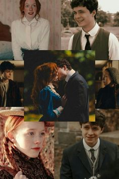 Anne And Gilbert, Anne White, Gilbert Blythe, Anne With An E, Being In The World, Narnia, Relationship Goals, Netflix, Wallpaper