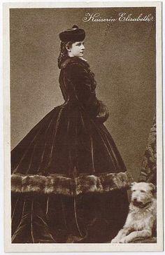 """Empress Elisabeth of Austria (""""Sissi"""")"""