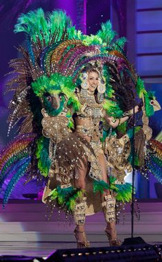 Miss Nicaragua from 2014 Miss Universe National Costume Show | E! Online