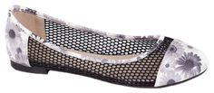 Balerini - Balerini dama negri YH-1N - Zibra Kitten Heels, Shoes, Fashion, Moda, Zapatos, Shoes Outlet, Fashion Styles, Shoe, Footwear
