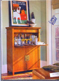 Dresser to liquor cabinet...   Furniture repurpose   Pinterest ...