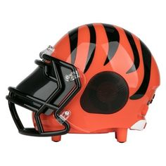 The official licensed Cleveland Browns portable Bluetooth speaker by Nima! This season make some noise for the premium sound, quality, design, and features. Nfl Cleveland Browns, Cool Bluetooth Speakers, Nfl Shop, Cincinnati Bengals, Bicycle Helmet, Football Helmets, Sports, Black, Target