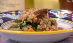 Rollover recipe to make with leftover beef: Josh Capon's Risotto with Braised Beef #whatsfordinner