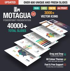 """Check out this @Behance project: """"Motagua v4.0 Powerpoint Presentation Template"""" https://www.behance.net/gallery/38711979/Motagua-v40-Powerpoint-Presentation-Template"""