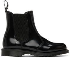 Dr. Martens Black Flora Chelsea Boots Leather Chelsea Boots, Bootie Boots, Ankle Boots, Ankle Highs, Amazing Women, Patent Leather, Fashion Jewelry, Booty