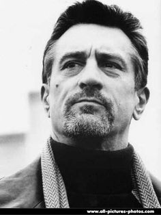 "Yeah, so I have a crush on Robert De Niro in ""Heat.""  And his character's name was Neil!  How convenient.  :)"