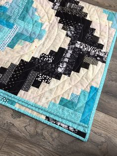 Your place to buy and sell all things handmade Baby Boy Bedding, Baby Girl Quilts, Quilt Baby, Girls Quilts, Spiral Quilting, Quilt Modern, Baby Boy Blankets, Baby Supplies, Black Babies