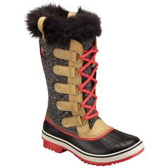 Sorel Women's Tofino Herringbone Boot - at Moosejaw.com